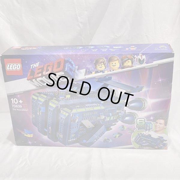 画像1: ▲買取品▲ 【未開封】LEGO レゴ レゴムービー レックセルシオール 70839 (1)