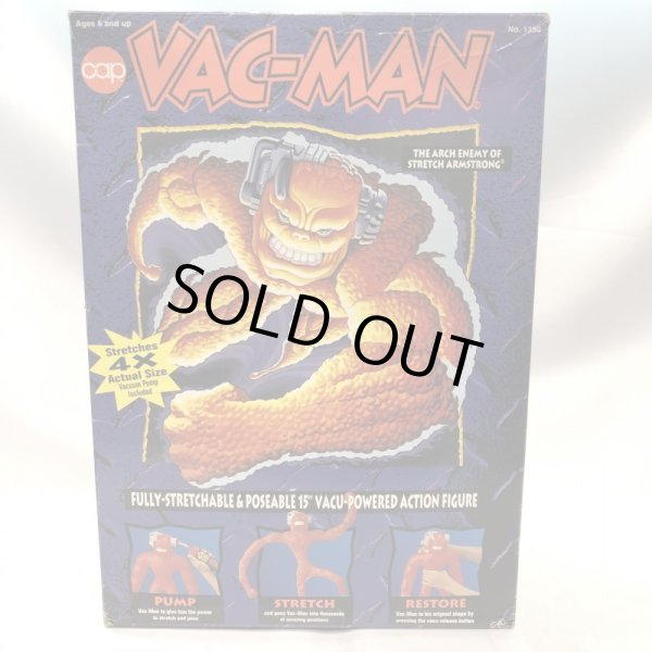 画像1: ▲買取品▲ 【開封】VAC-MAN バッキュマン(海外版) (1)